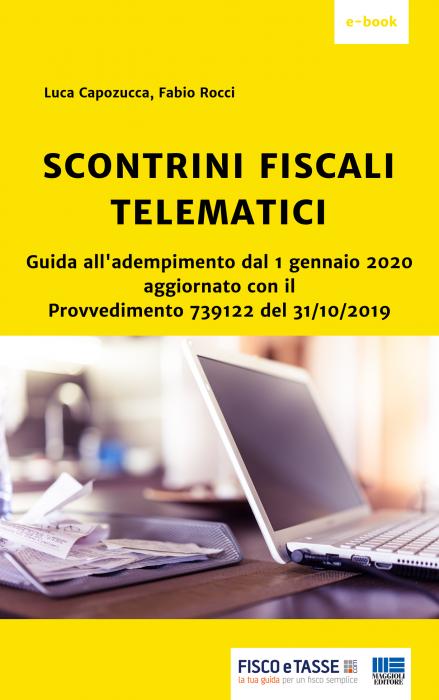 Scontrini fiscali telematici (eBook 2019)