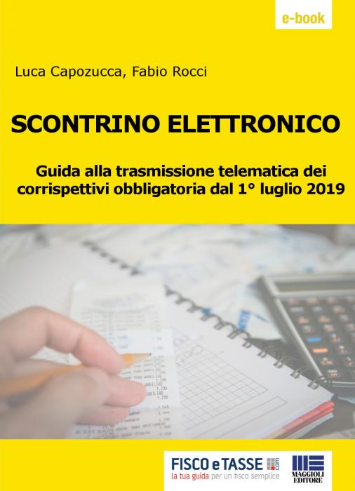 Scontrino elettronico (eBook 2019)