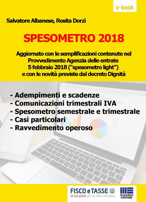 Spesometro 2018 (eBook)