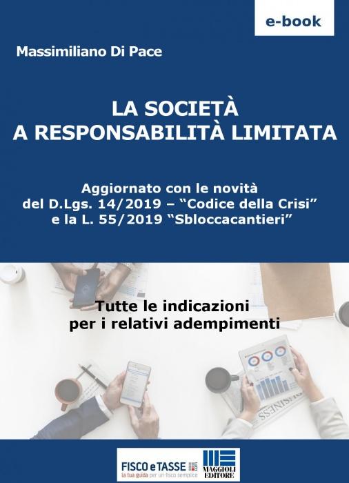 La Società a responsabilità limitata (eBook 2019)