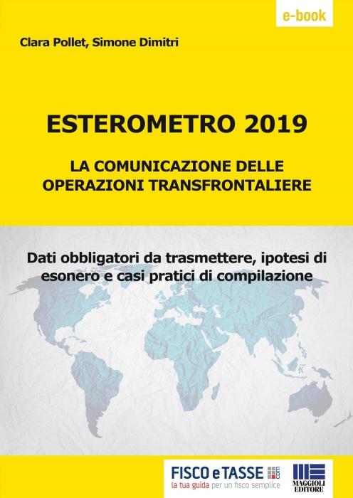 Esterometro 2019 (eBook)