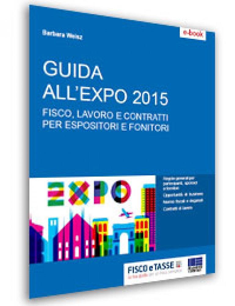 Guida all'Expo 2015 (E-Book)