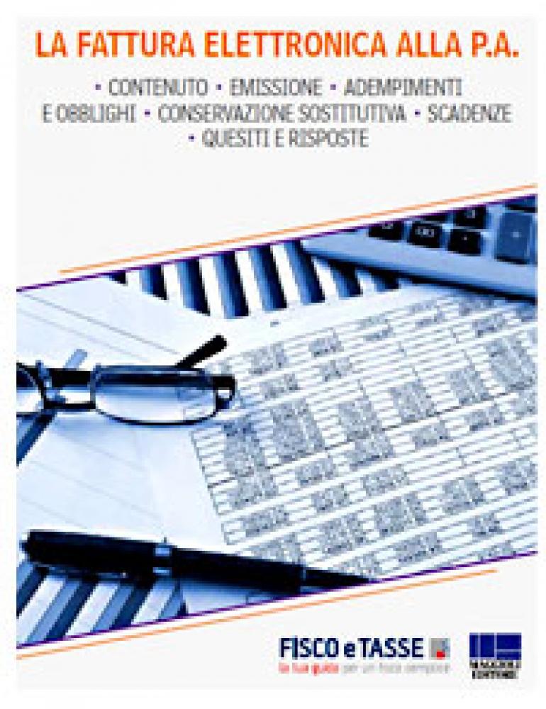 La Fattura elettronica alla P.A. (E-Book)