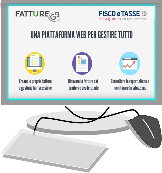 Software FATTURE GB - Versione WEB Base