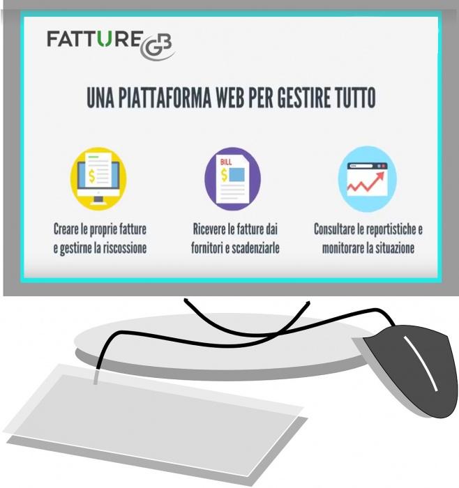 Software FATTURE GB - Versione WEB Entry