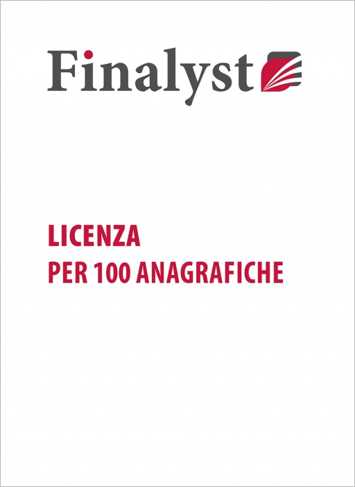 Finalyst Licenza Pro 100