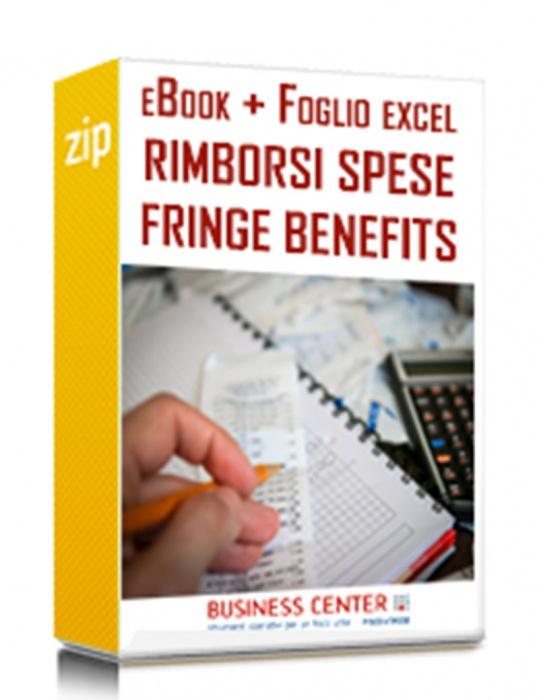 Rimborsi spese e Fringe benefits (eBook + excel)