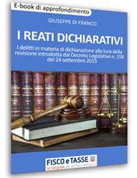 I reati dichiarativi (eBook)