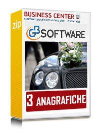 Software Comunicazione spese funebri - 3 anagrafiche