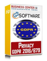Software Privacy GDPR 2016/679 - 15 anagrafiche
