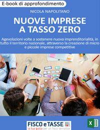 Nuove imprese a tasso zero (Guida + excel)