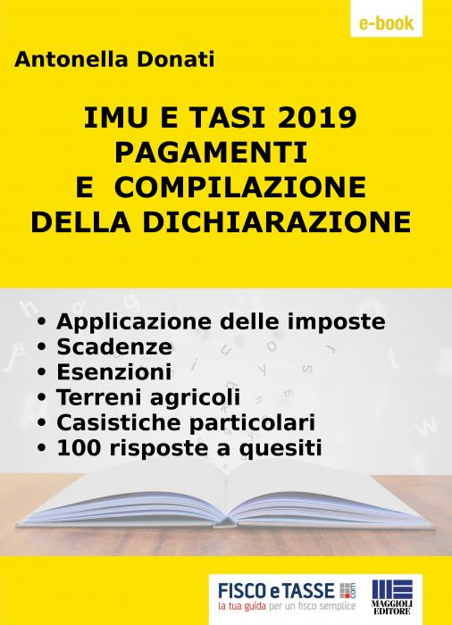 IMU e TASI 2019: pagamenti e dichiarazione (eBook)