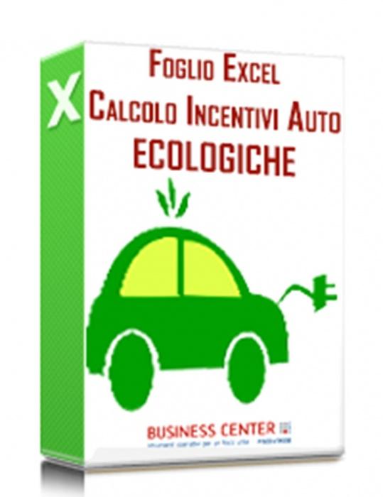 Incentivi acquisto auto e moto ecologiche 2019 (excel)