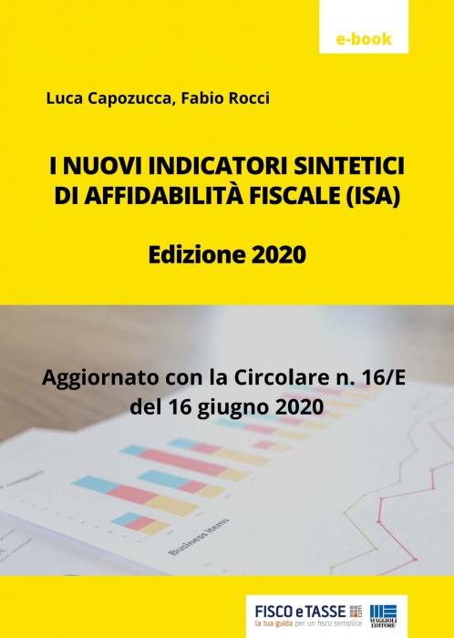 Nuovi indicatori sintetici di affidabilità fiscale ISA