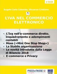 L'Iva nel commercio elettronico (eBook PDF)