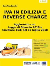 Iva in edilizia e reverse charge ebook 2018 - Edilizia iva 4 ...