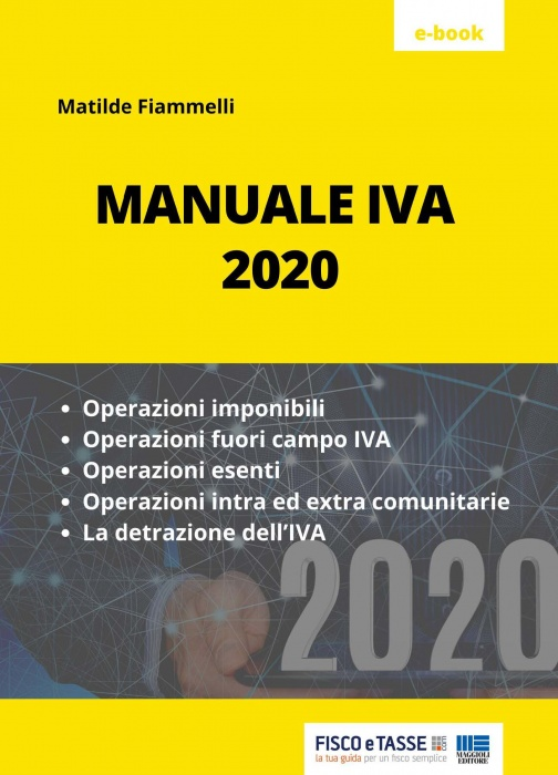 Manuale IVA 2020 (eBook)