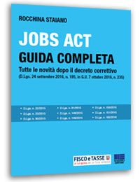 Jobs Act: Guida completa (eBook 2016)