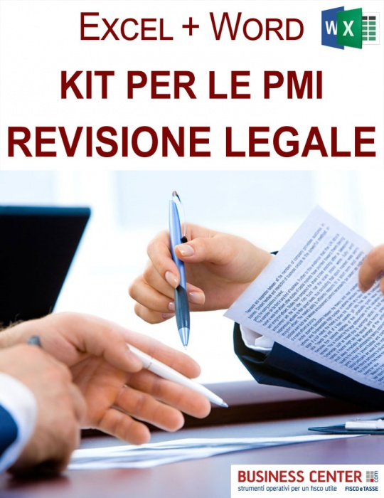 Kit di revisione legale PMI