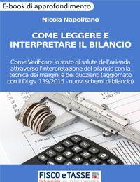 Come leggere e interpretare il Bilancio (eBook 2018)