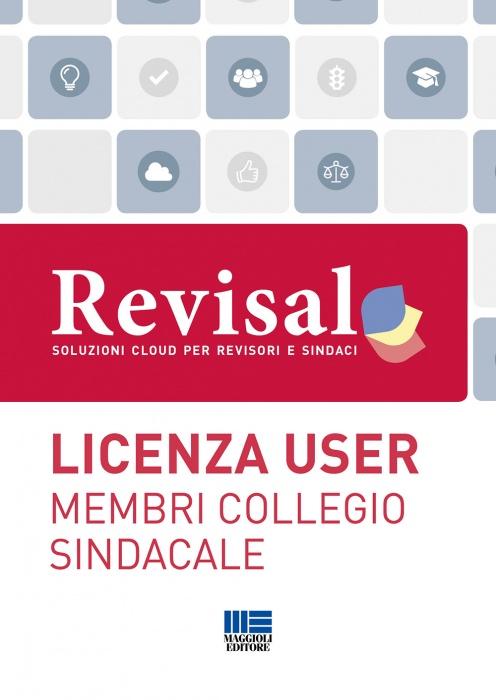 Revisal - Licenza User Membri Collegio sindacale