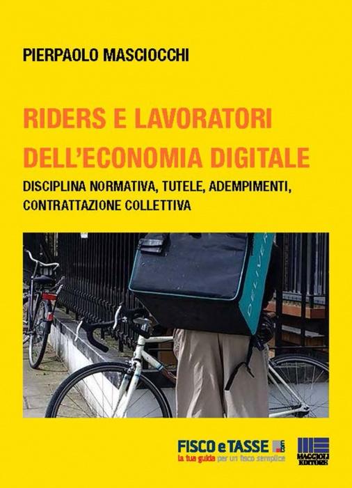 Riders e lavoratori dell'economia digitale (eBook 2020)