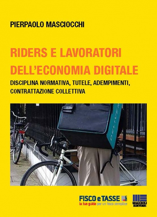 Riders e lavoratori dell'economia digitale (eBook 2020)