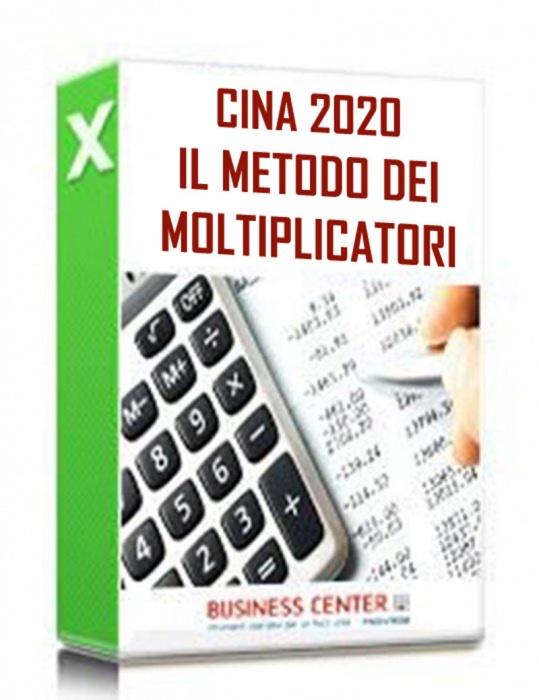 Il Metodo dei Multipli 2020 - CINA