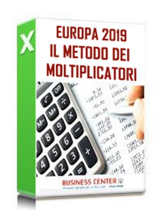 Il Metodo dei Multipli 2019 - EUROPA
