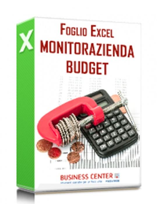 MonitorAzienda BUDGET - Pianificazione e Monitoraggio