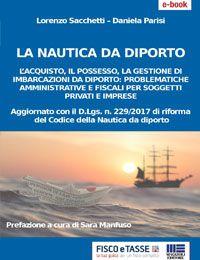 La nautica da diporto (eBook)