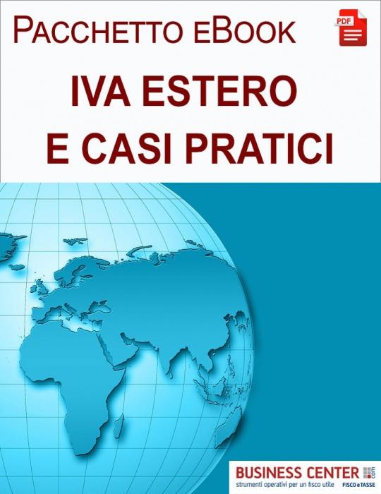 Iva estero (Pacchetto eBook 2020)
