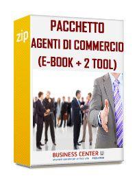 Agenti di commercio (Pacchetto 1 eBook + 2 excel)