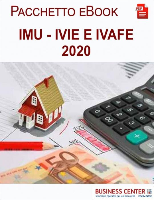 IMU - IVIE e IVAFE 2020 (Pacchetto eBook)
