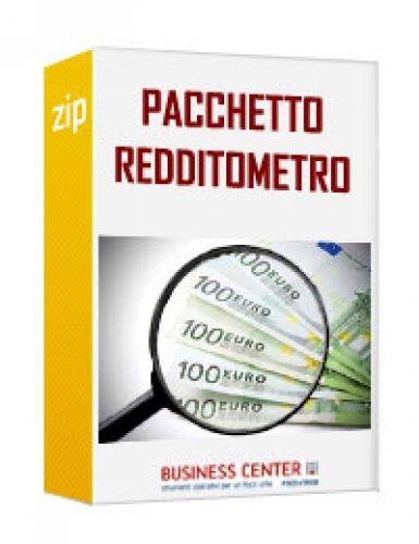 Redditometro - Pacchetto completo (E-Book)