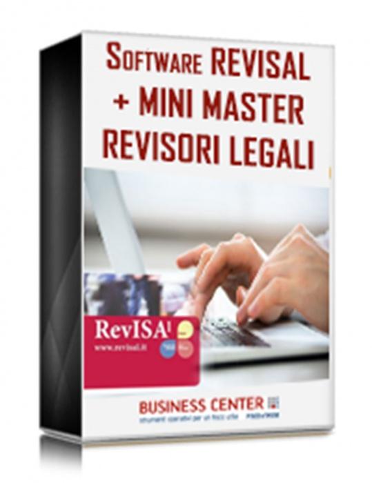Revisal + Mini Master Revisori Legali 2019