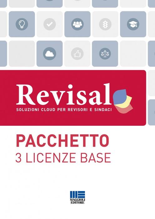 Revisal – Software cloud per la Revisione legale 3 ANNI