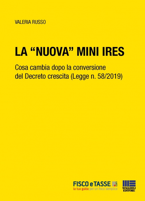 La nuova mini Ires (eBook 2019)