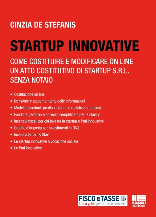 Start up innovative (eBook 2019)