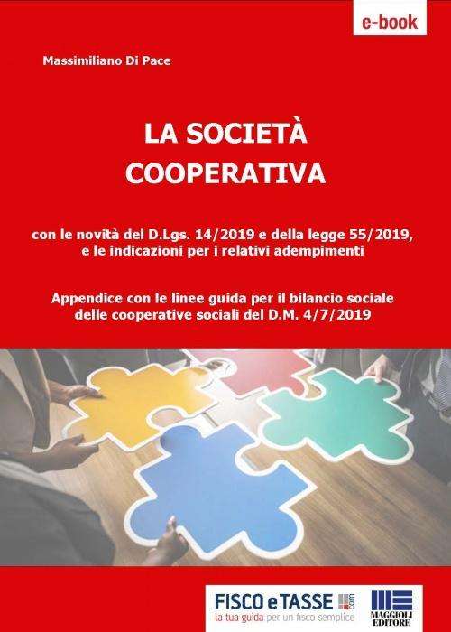 La Società cooperativa (eBook 2019)