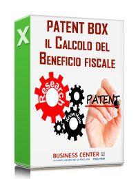 Patent Box: calcolo del beneficio fiscale (excel)