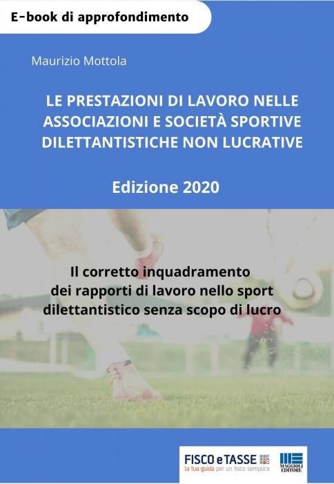 Le prestazioni di lavoro nelle società sportive (eBook)