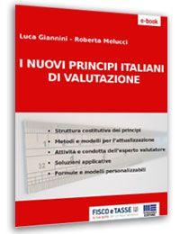 I nuovi principi italiani di valutazione (eBook 2016)