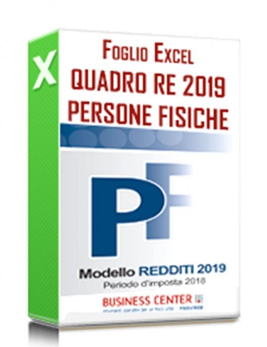 Quadro RE 2019 (Excel)