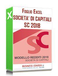 Calcolo IRES E IRAP 2018   Redditi Società Di Capitali