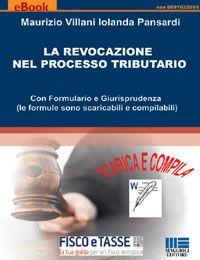 Il giudizio di revocazione nel processo tributario