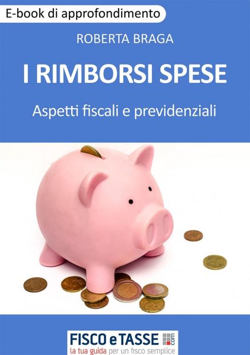 I Rimborsi spese aspetti fiscali e previdenziali eBook