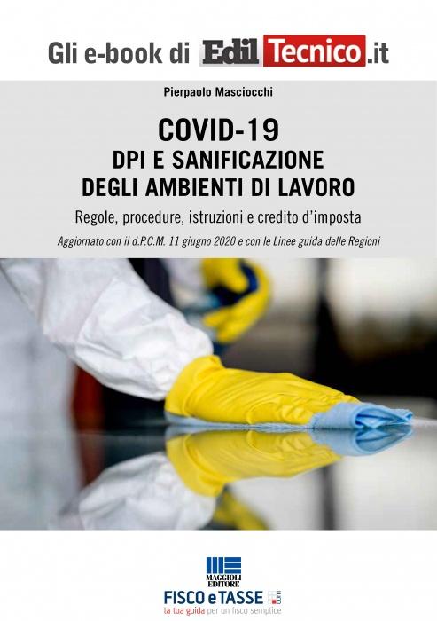 Covid-19 DPI e sanificazione ambienti di lavoro (eBook)