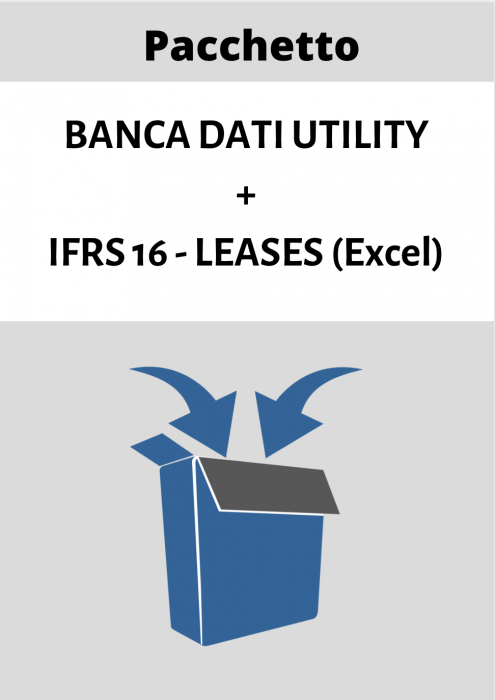Banca Dati + IFRS 16 – LEASES
