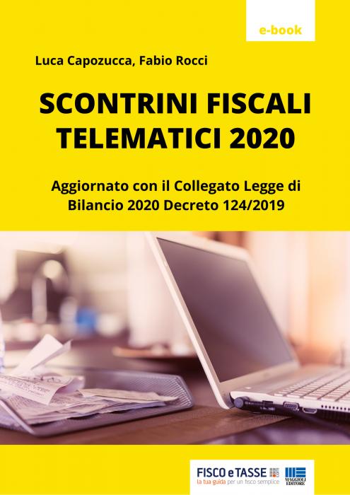 Scontrini fiscali telematici 2020 (eBook)